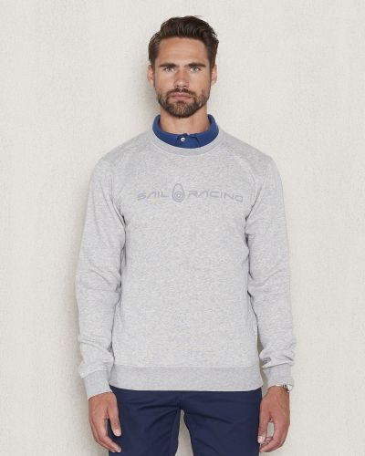 Sail Racing SR Sweater 925 Grey Melange