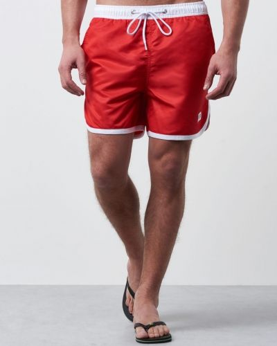 St Paul Long Bermuda Shorts Frank Dandy badshorts till herr.