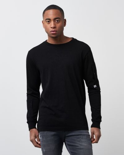 Sweatshirts Stalt Regular Black från G-Star
