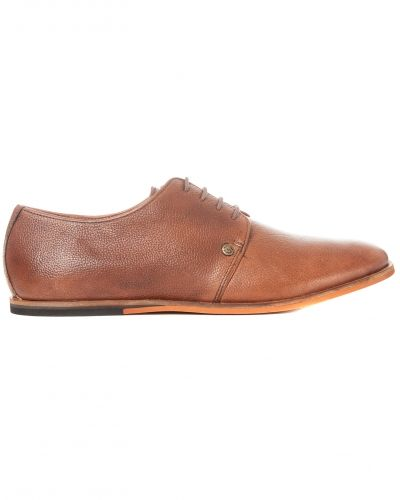 Frank Wright Stein Rust Leather Shoes