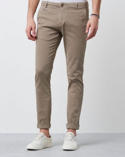 Chinos Stretch Chino 1165 från Knowledge Cotton Apparel