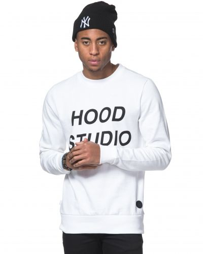 Mouli Studio Sweat White