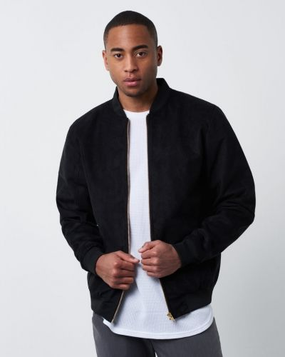 Blench Suede Bomber