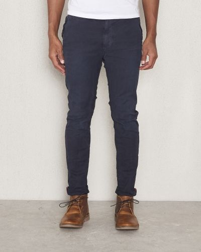 Superdry Surplus Low Rider Chino Washed Black