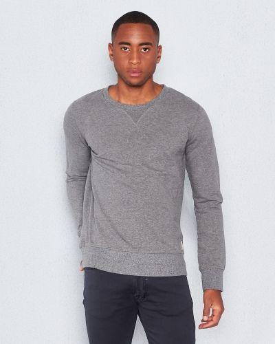 Nudie Jeans Sven Dark Grey Sweatshirt
