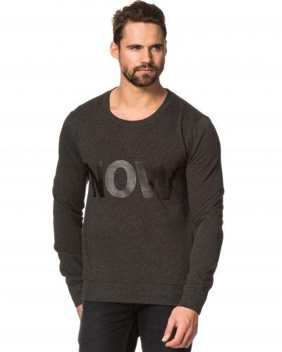 BLK DNM Sweatshirt 25 Dark Greymelage