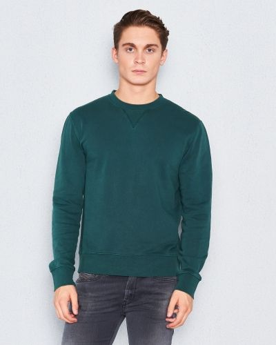 BLK DNM Sweatshirt 45 Dark Emerald