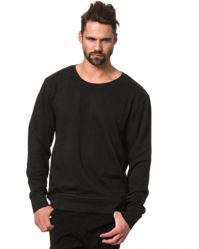 Svart sweatshirts från Somewear till killar.