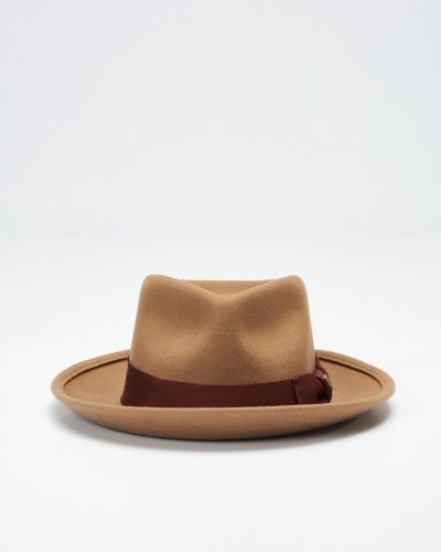 Brixton Swindle Fedora Dark