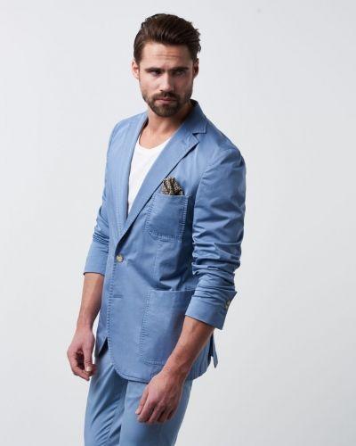 Castor by Castor Pollux Tarius Blazer Fog Blue Garment