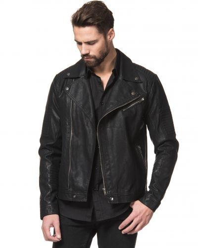William Baxter Tarquin PU Jacket Black