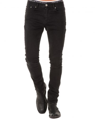 Ted Black Slim Fit William Baxter slim fit jeans till herr.