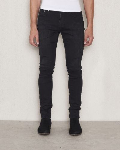 Ted Slim Fit Black William Baxter slim fit jeans till herr.