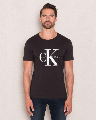 calvin klein t shirt svart