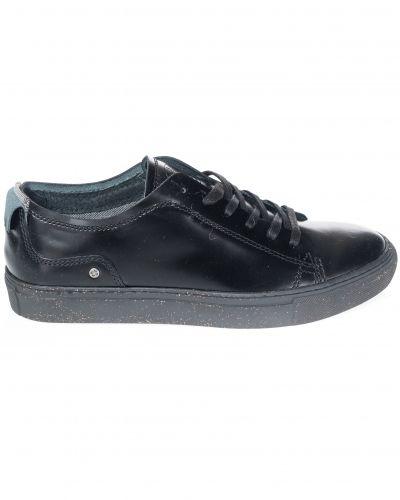 Svart sneakers från Sneaky Steve till herr.