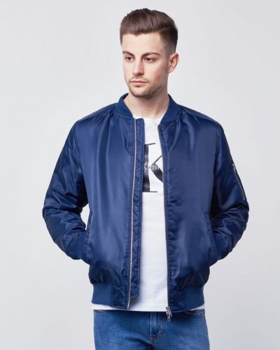 WeSC The Bomber Navy Blazer