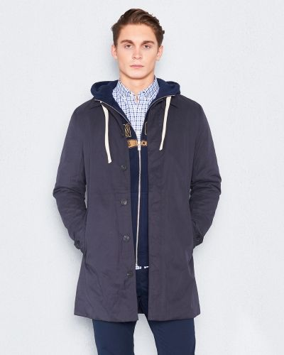 Rock Thomas Coat Deep Marine Blue från Lexington