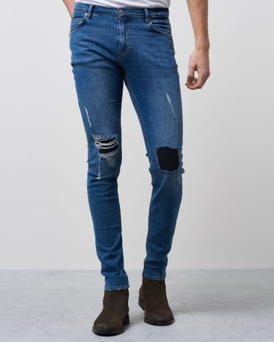 Tim Superslim Blue William Baxter jeans till herr.