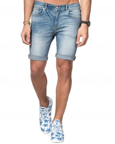 William Baxter Tom Denim Shorts Light Blue