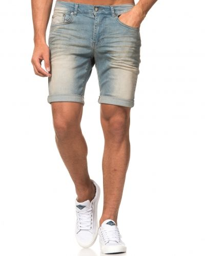 William Baxter Tom Denim Shorts Lt Blue Wash