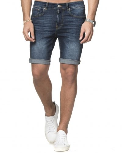 William Baxter Tom Denim Shorts Mid Blue