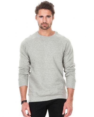 Tor Sweater Greymelange Kvarn sweatshirts till killar.