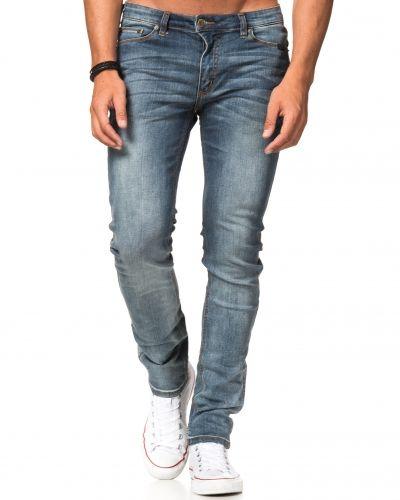 Mouli blandade jeans till herr.