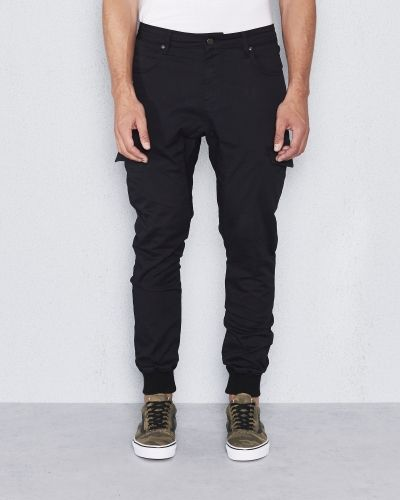 Somewear Trans Pant 6p Black