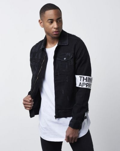 Things To Appreciate TTA Distressed Denim Jacket