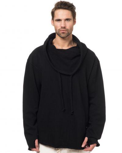 Tube Hood Black Somewear hoodie till herr.