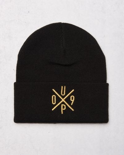 Mössa UP09 Beanie 9912 Black / från UpFront