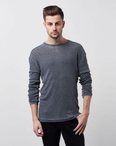 Långärmad tröja från William Baxter till herr.