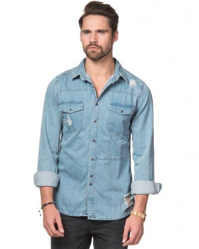 Adrian Hammond jeansskjorta till herr.