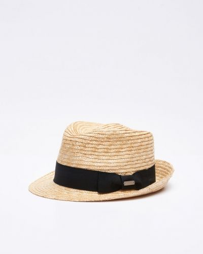 Hatt Wheat Braid Arnold Trilby från Kangol