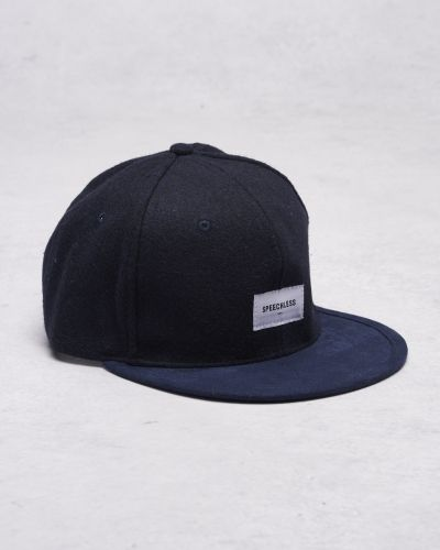 Speechless Wilbur Cap Navy