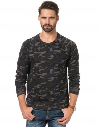 Dr.Denim Wilco Camoflage Green Camoflage