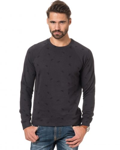 Dr.Denim Wilco Fly Sweater Dark Grey Mix