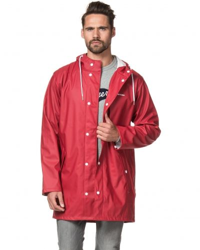 Tretorn Wings Rain Jacket 58 Red