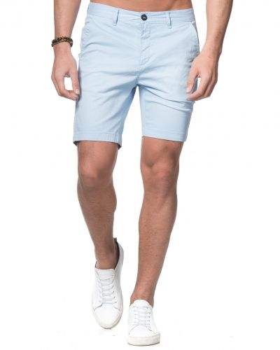 Chinos Wood Shorts Coastal Blue Wash från Dr.Denim