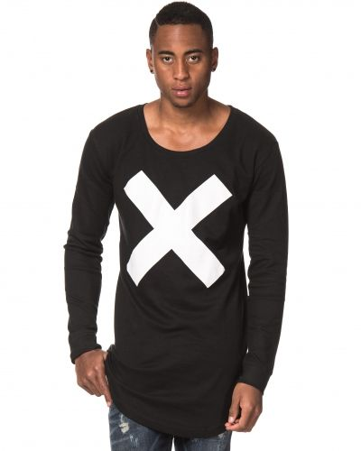 Things To Appreciate X Longline Sweater Black