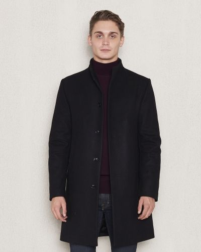 Filippa K Zac Coat Black