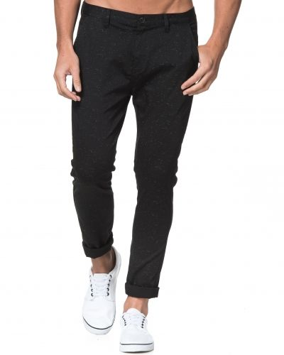 Zack Cropped Chino Black William Baxter chinos till killar.
