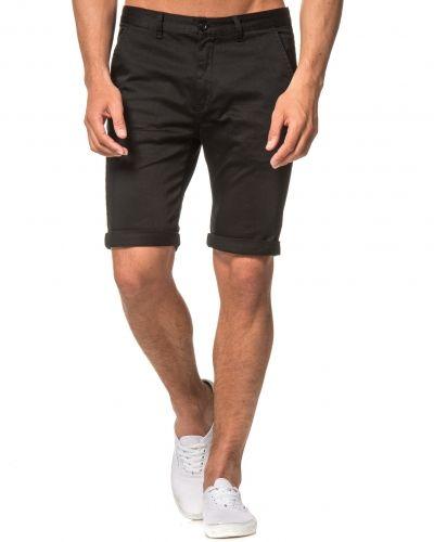 Chinos Zack Shorts Black från William Baxter