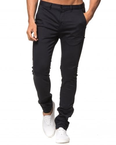 William Baxter Zack Slim Chino Navy