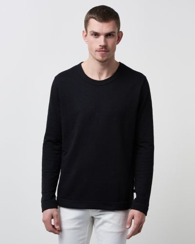 Sweatshirts Zeb 050 Black från Tiger of Sweden Jeans