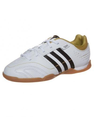 adidas Performance 11 NOVA IN Fotbollsskor inomhusskor Vitt - adidas Performance - Inomhusskor