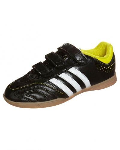 adidas Performance 11 QUESTRA IN Fotbollsskor inomhusskor Svart - adidas Performance - Inomhusskor