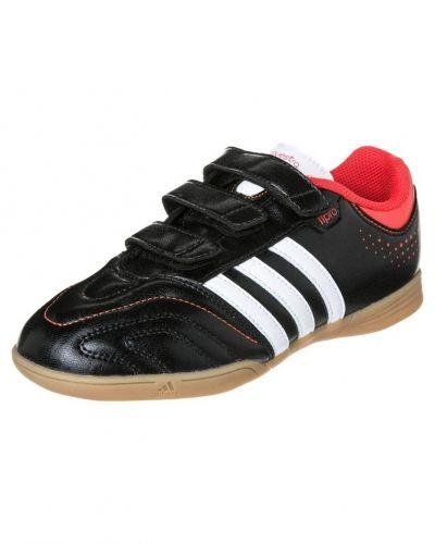 adidas Performance 11 QUESTRA IN J TRIPLE HL Fotbollsskor inomhusskor Svart - adidas Performance - Inomhusskor