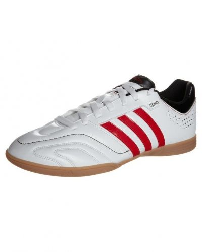 adidas Performance 11QUESTRA IN Fotbollsskor inomhusskor Vitt från adidas Performance, Inomhusskor