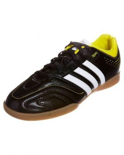 adidas Performance 11QUESTRA IN Fotbollsskor inomhusskor Svart - adidas Performance - Inomhusskor